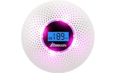 ArikonSmoke and Carbon Monoxide Detector Combo