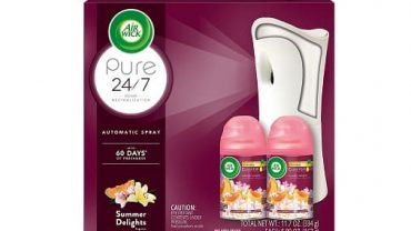 Air Wick Pure Freshmatic Automatic Spray Starter Kit