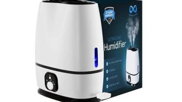 Everlasting Comfort Humidifiers for Bedroom