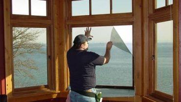 Home Window Film