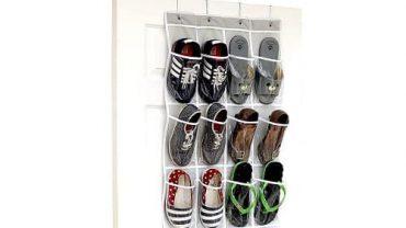 Simple Houseware Hanging Shoe Organizer