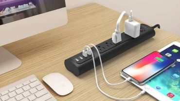 Bototek Power Strip Surge Protector