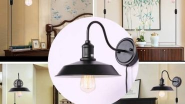 Dimmable Wall Lamp